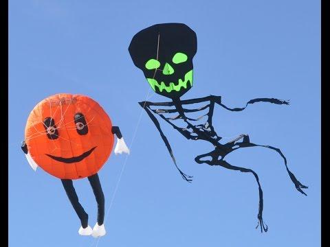 CLICK Halloween Kite Video YouTube Halloween, Kite