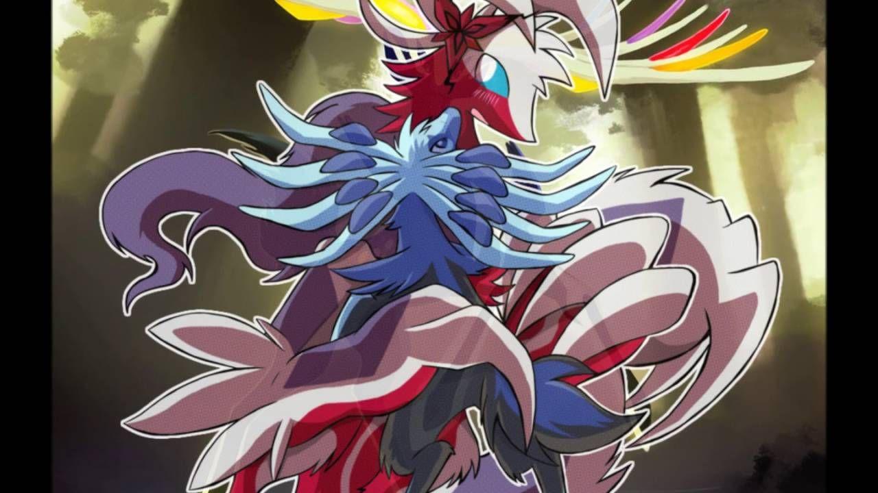 Yveltal X Xerneas My Demons Pokemon My Demons