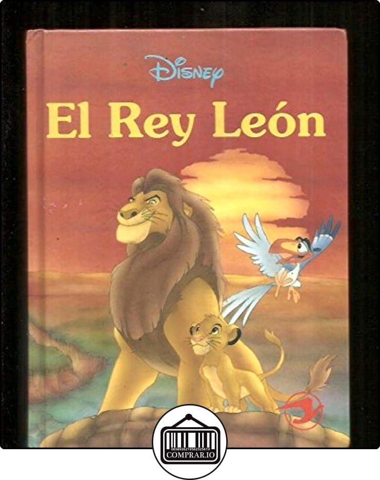 El Rey León (Clásicos Disney) Walt Disney Company ✿ Libros infantiles y juveniles - (De 6 a 9 años) ✿