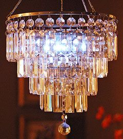 Battery Operated Chandelier Use For Any Outdoor Event Wedding