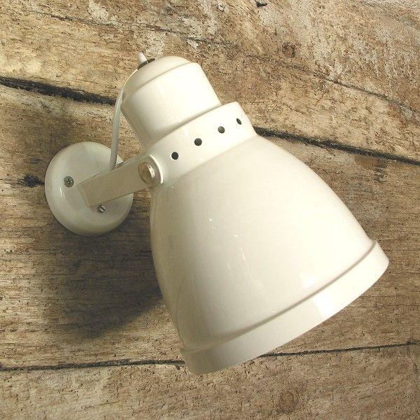 £48.50 Industrial lights, factory lights, IP44 light, industrial light, wall light, metal light