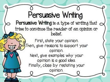 A Really Fun Persuasive Writing Activity That First Graders Are Sure  A Really Fun Persuasive Writing Activity That First Graders Are Sure To  Love Business Essay Example also High School Application Essay Examples  Best Business School Essays