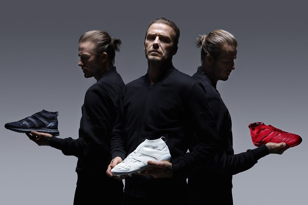 adidas Beckham Capsule Collection, le Predator Accelerator
