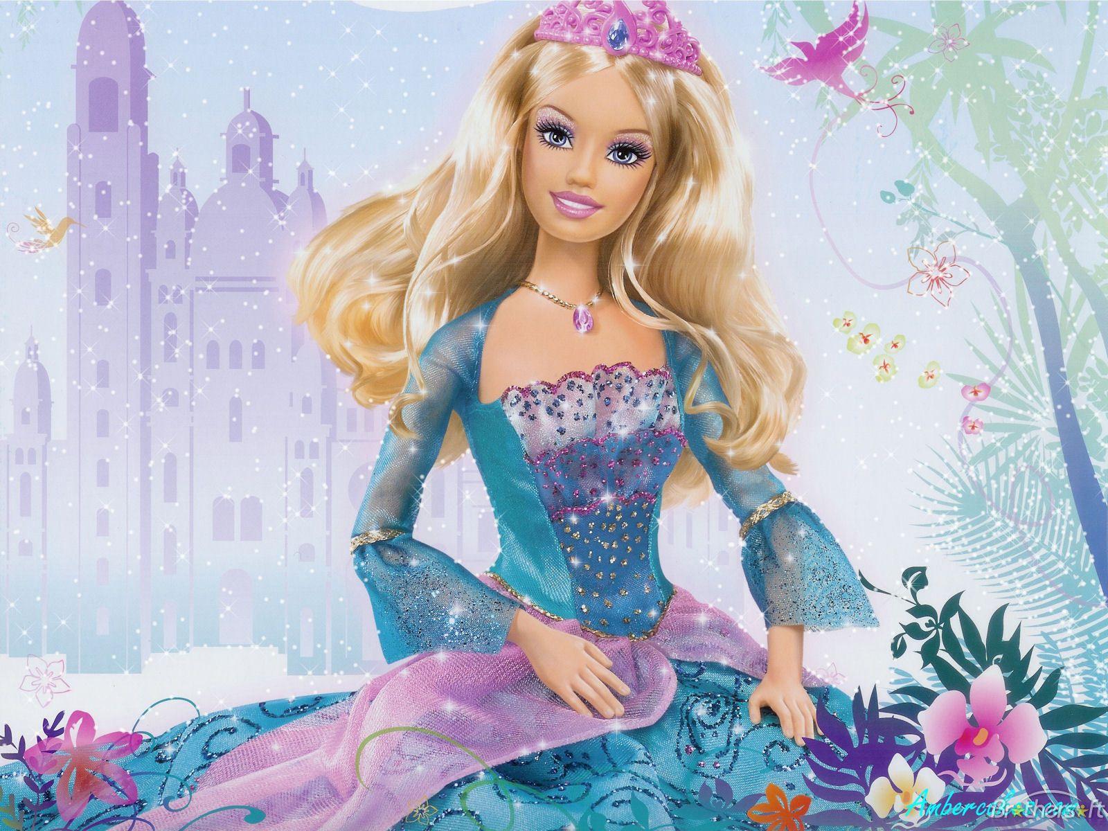 Gambar Wallpaper Kartun Barbie - Kumpulan Wallpaper