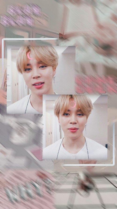Jimin Bts Kpop Wallpapers For Phone Wallpaper Aesthetic Pink Kawaii Cute Hot Gambar Pengeditan Foto Wallpaper Ponsel