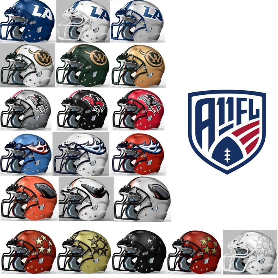 9829d1574 A11FL Helmet Concepts