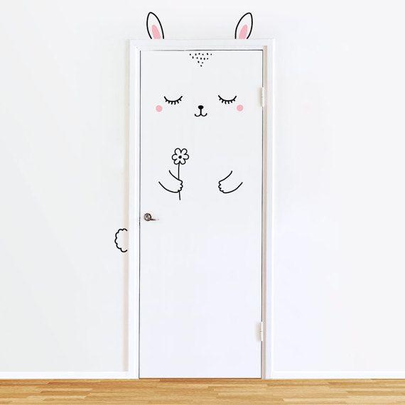 Hooray Für Anni Der Verschlafene Hase, Die Süßeste Tür Dekoration Immer! Sie  Liebt
