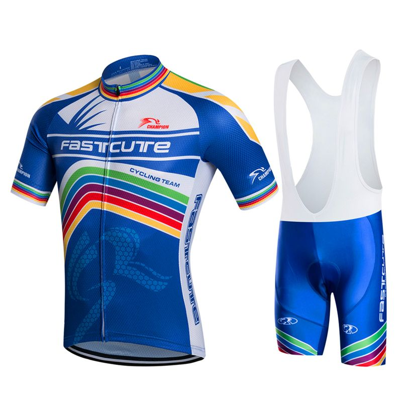 7b9d5799b Fastcute Mordeca Maillot Bicycle uniform Cycling Wear Ropa Ciclismo mtb Bike  Shirt Cycling Clothing Mens