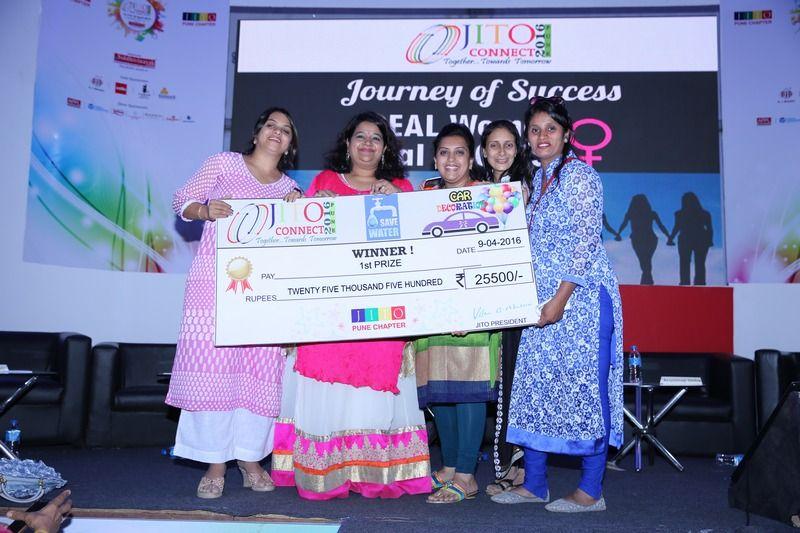 Glimpses of JITO Connect 2016   The journey of success - 1-30 to 3-30   9-April-2016  ?#?JITOPune? ?#?JITOConnect2016? ?#?JITOunited? ?#?Jain? ?#?Tradeshow? ?#?B2B? ?#?B2C? ?#?JobFair? ?#?JainPavilion?  Keep Updated through our website www.jitopune.org