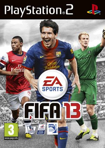 FIFA 13 PlayStation 2