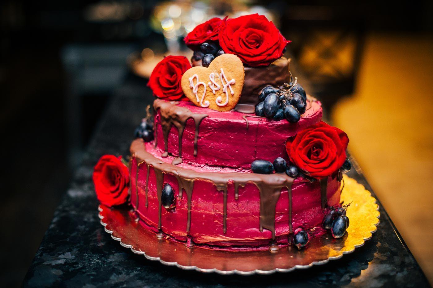 Drip Cake Zur Hochzeit Hochzeitstorten Pinterest