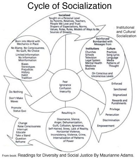 the cycle of liberation bobbie harro citation