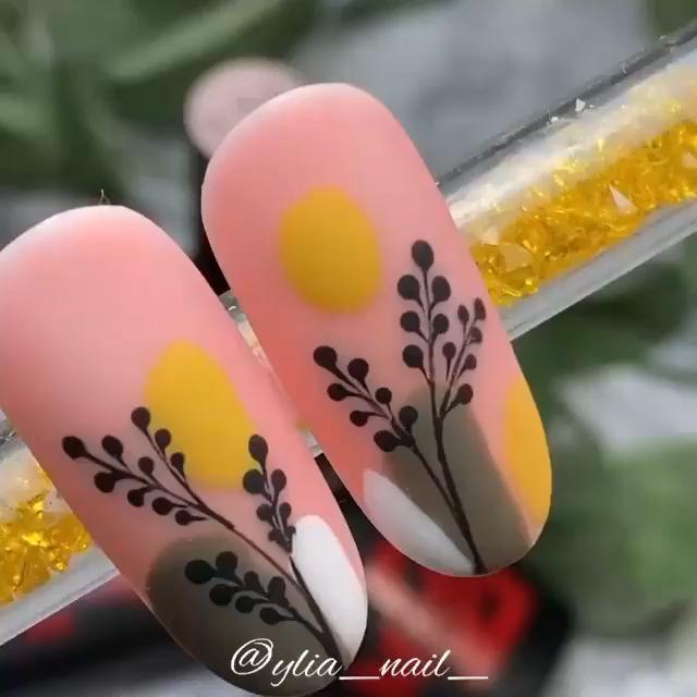 Beautiful Nail Art Tutorial