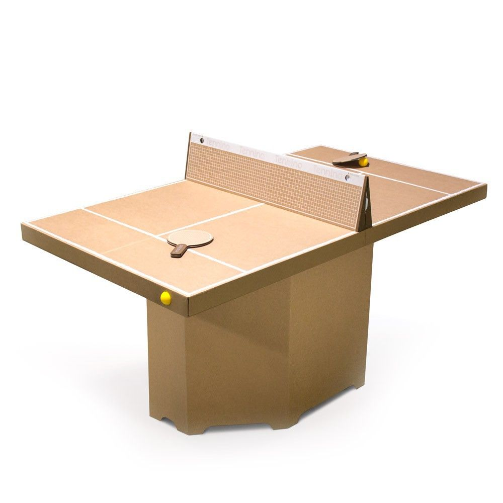 Table De Ping Pong En Carton Natural Ni Os Pinterest Cart N  ~ Pupitre Infantil El Corte Ingles