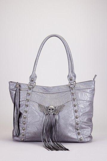A G Rock N Roll Couture Drew Handbag