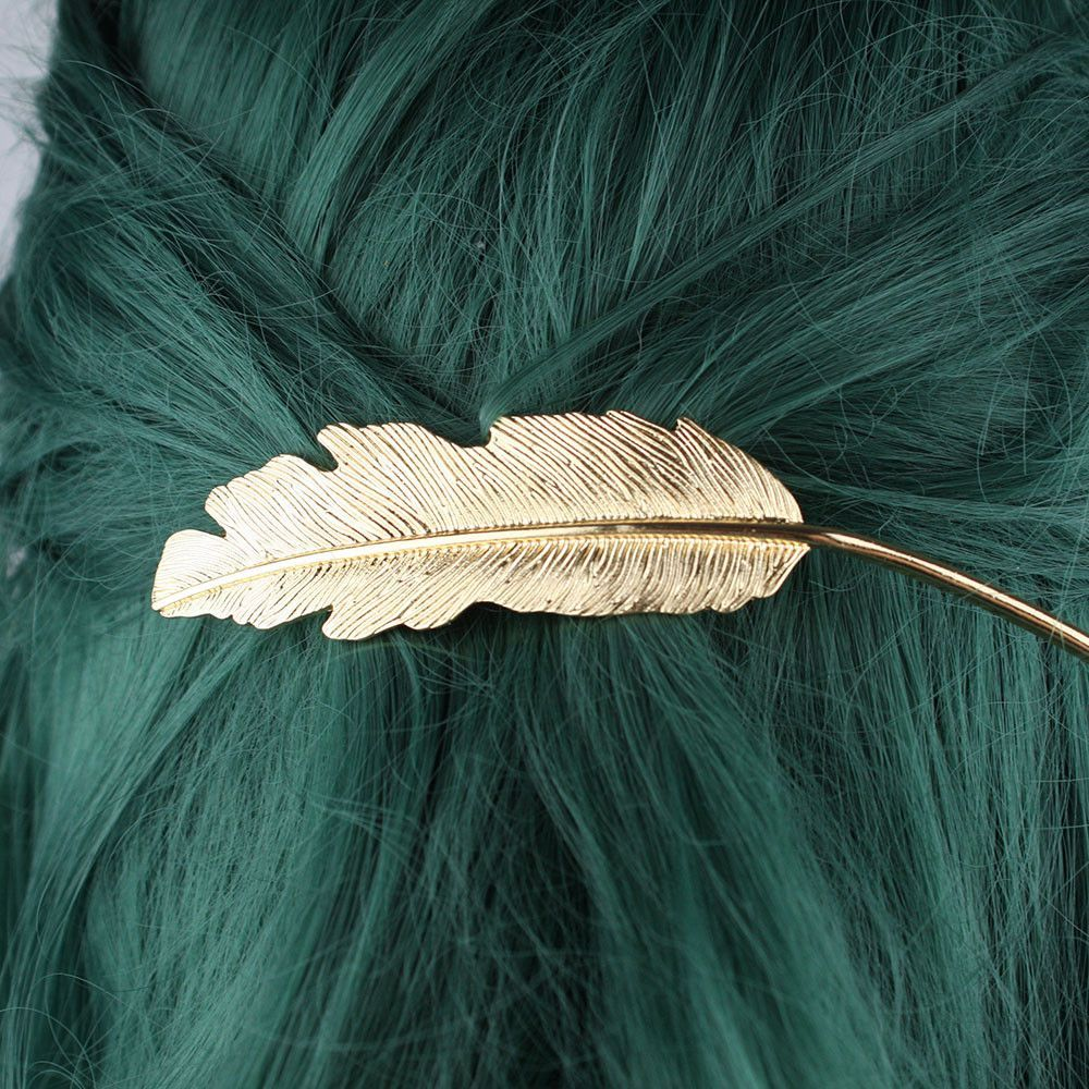 Plume Crazy Feather Hair Clip
