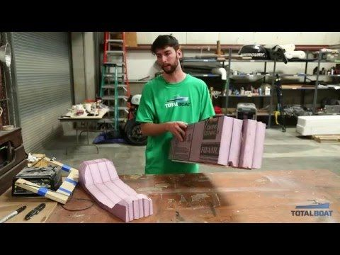 How to Make A Fiberglass Mold from a Plug - Part 1 - YouTube