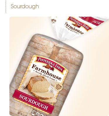 Pepperidge Farm 174 Farmhouse Sourdough Bread Pepperidge Farm Sourdough Bread Sourdough
