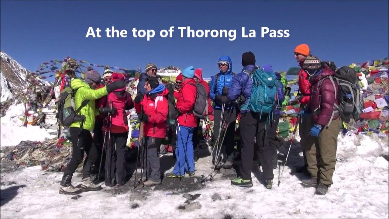Thorong la pass trekking 2016 - Life Himalaya