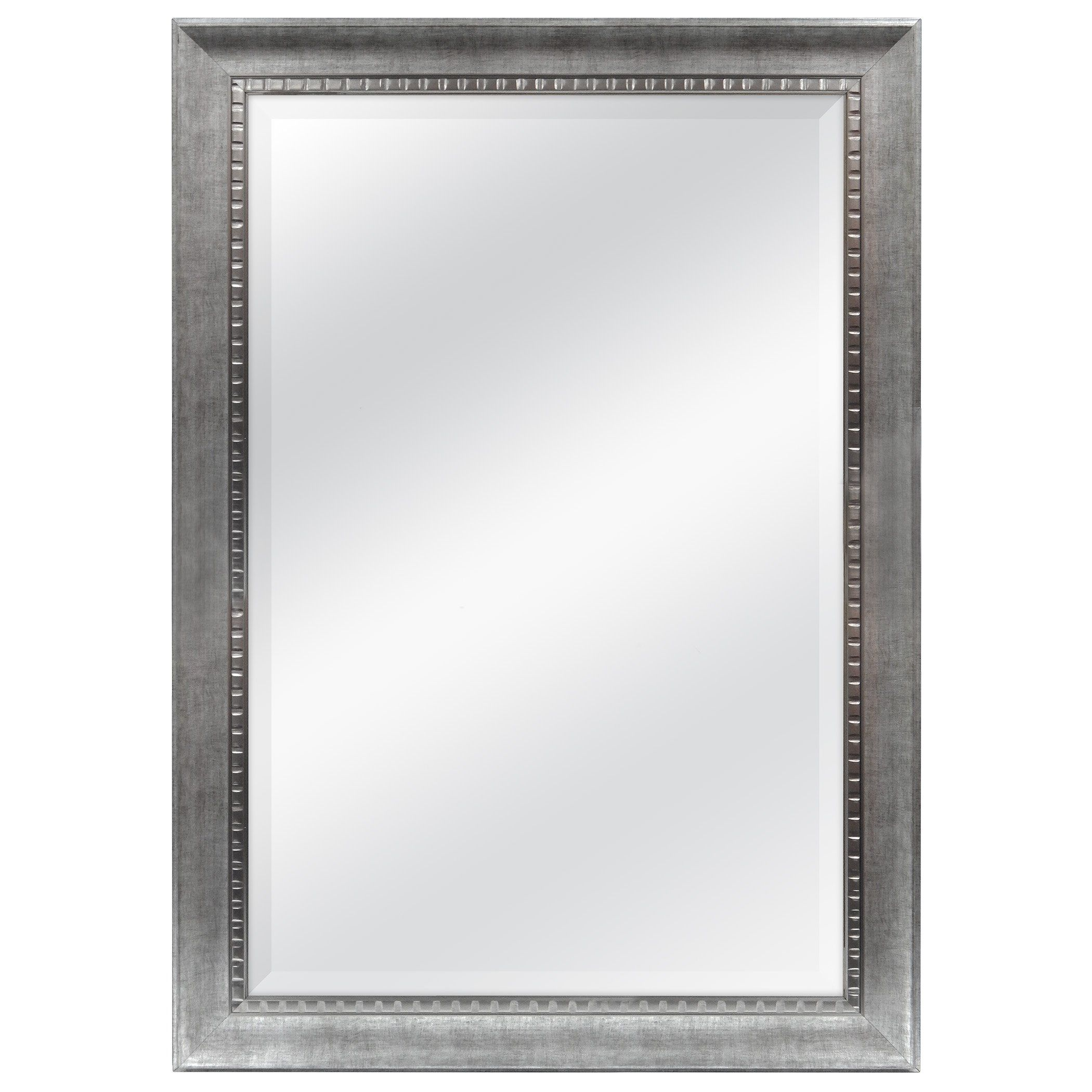 MCS 29.5x41.5 Inch Frame with 24x36 Inch Sloped Mirror with Dental ...