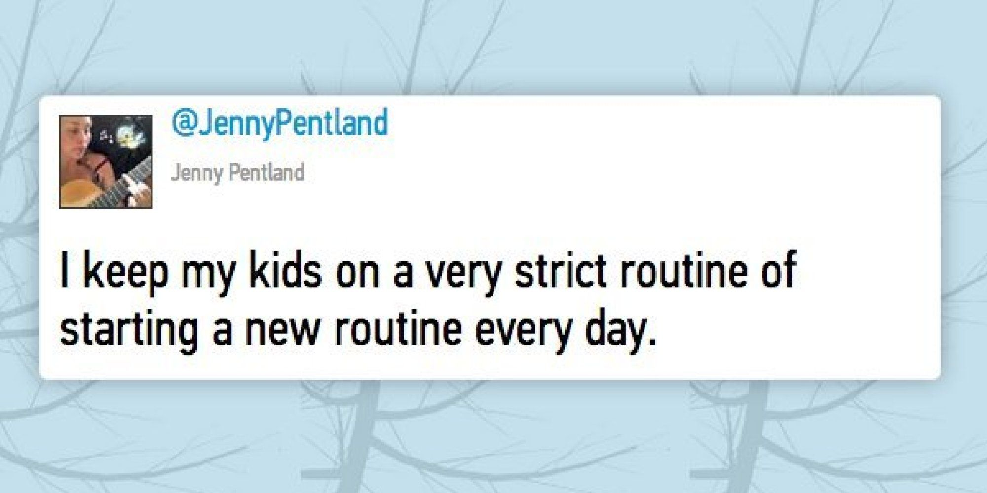 Kids may say the darndest things, but parents tweet about