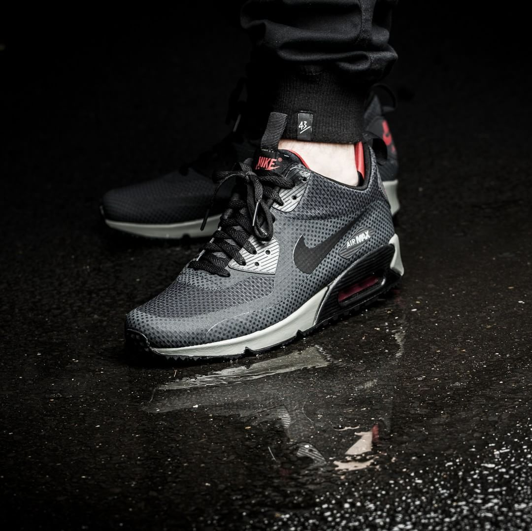nike air max 90 winter grey