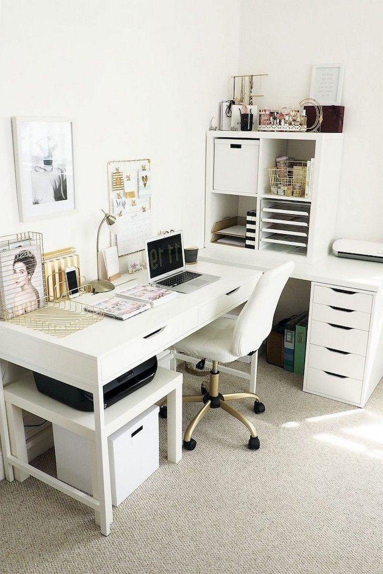 20 Inspiration Home Office Desk ( The Most Comfortable Work Desk) - Pandriva