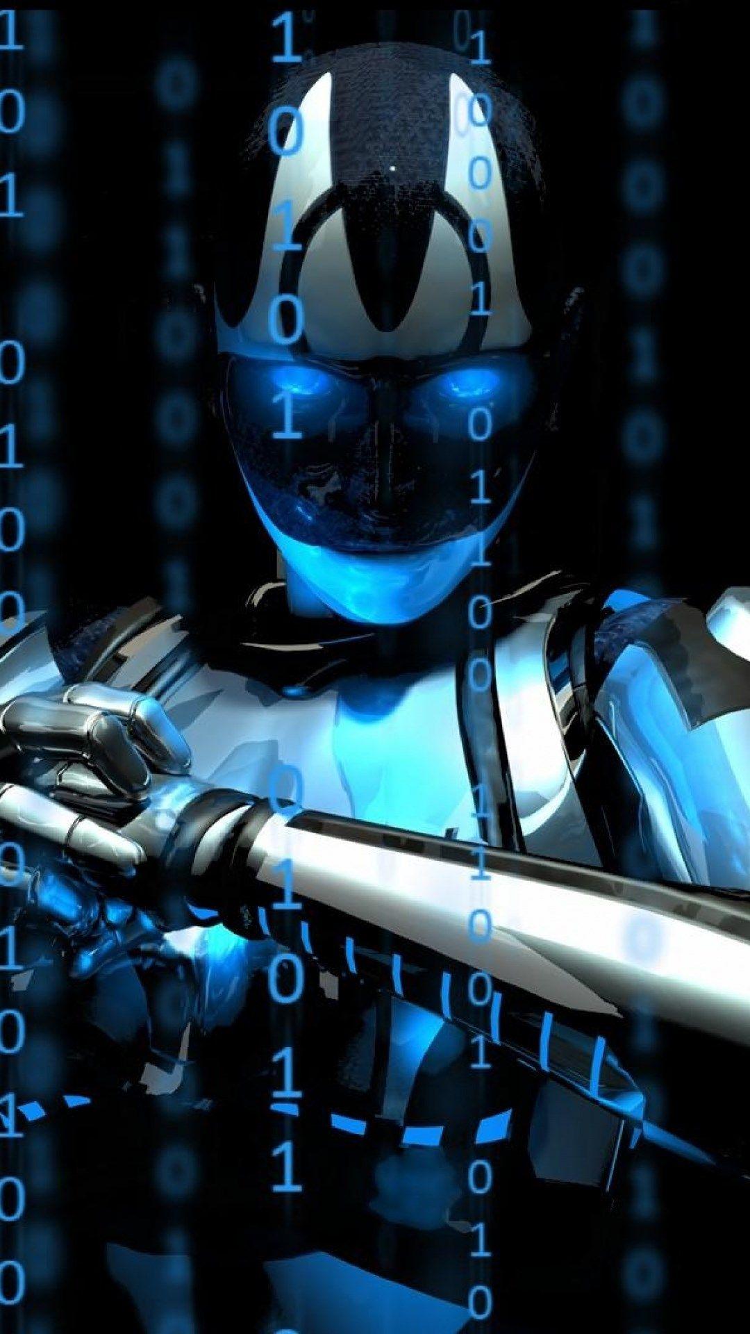 Robot wallpaper hd for android ololoshenka robot - Robot wallpaper 3d ...