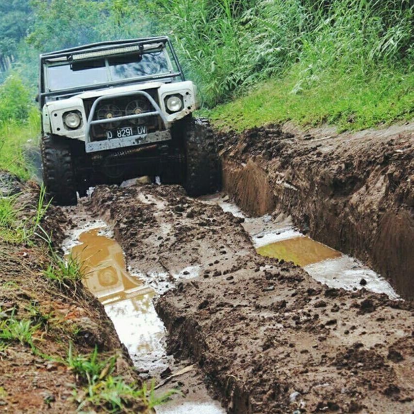 Land rover Lembang Jawa Barat Indonesia . .