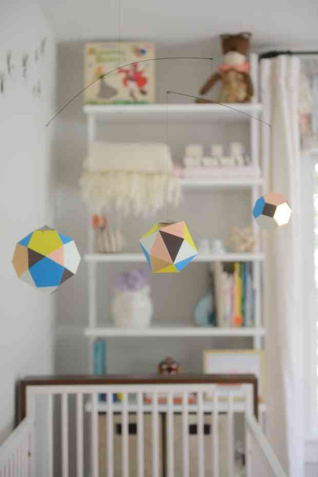 Cupcakes & Cashmere - Baby Fuller's Nursery - February 2015