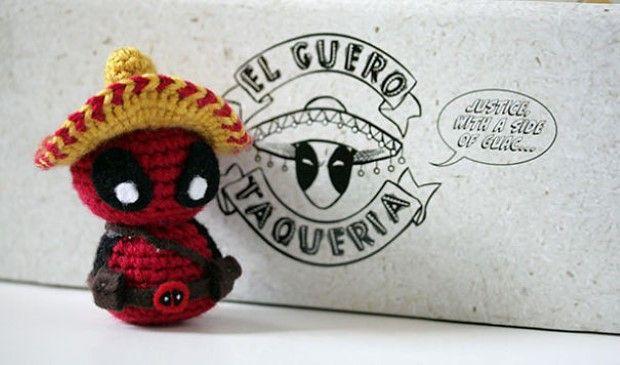 handmade hackovane miniatury superhrdinov 12