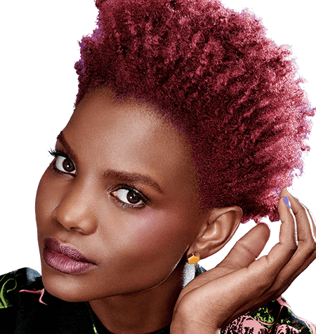 12 Explosive Hair Dye Ideas For Your Next Natural Hair Style The Blessed Queens Natural Hair Styles Natural Hair Color Burgundy Natural Hair