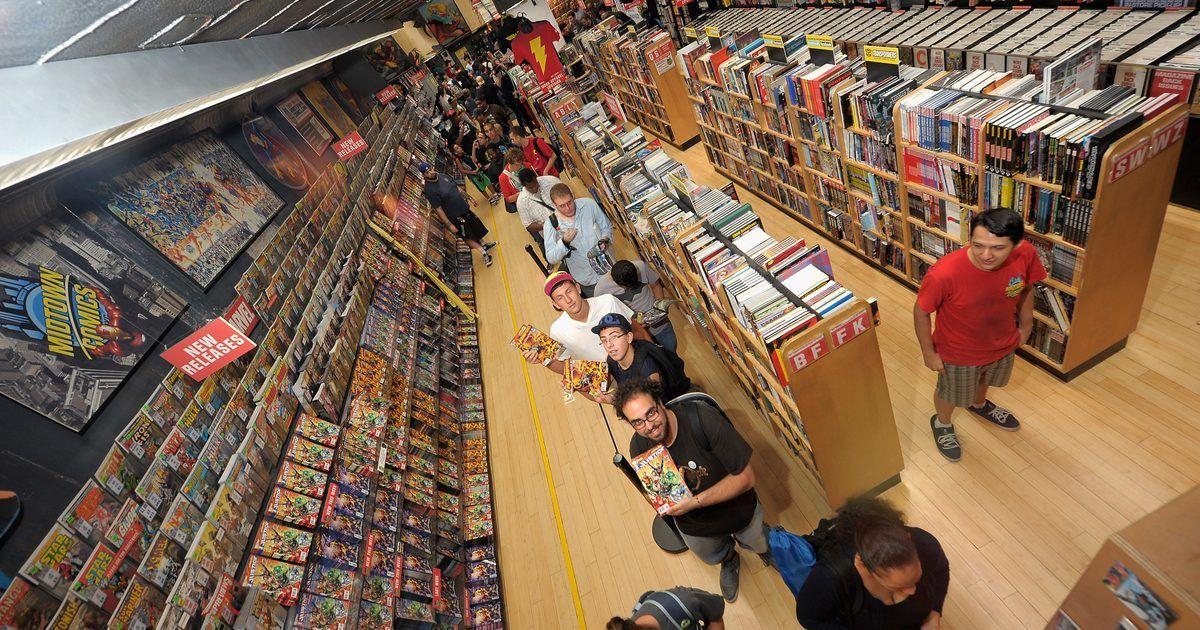 Haz Tu Mismo Una Caja Para Guardar Comics Cajas Comics Y Libreros