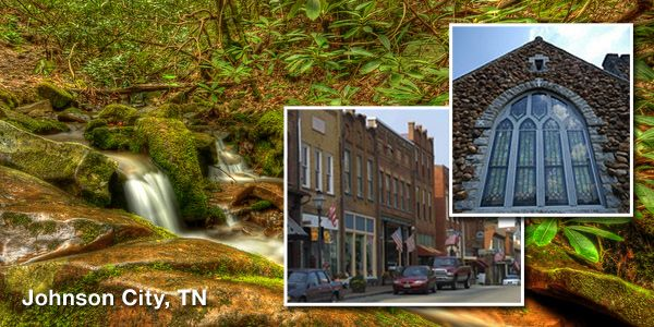 JOHNSON CITY, tennessee pictures