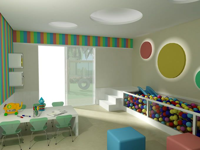 Brinquedoteca 2 kinderzimmer pinterest kita - Kinderzimmer jutta ...