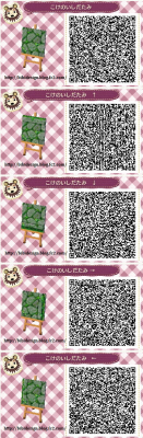 Acnl Achhd Qr Code Stone Moss Path Pattern With Images Qr Codes Animal Crossing Animal