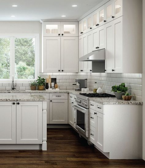 25 Absolutely Gorgeous Transitional Style Kitchen Ideas: Details About All Wood RTA 10X10 Transitional Shaker