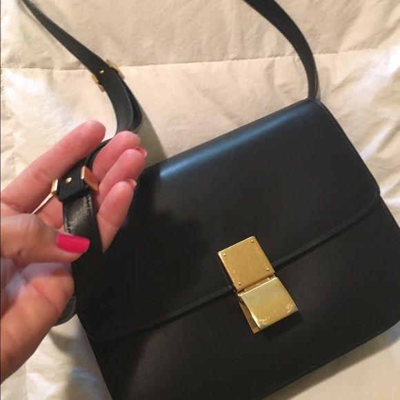 420ed9f752e6 Authentic Celine medium box bag Authentic medium Celine box bag Celine Bags  Crossbody Bags