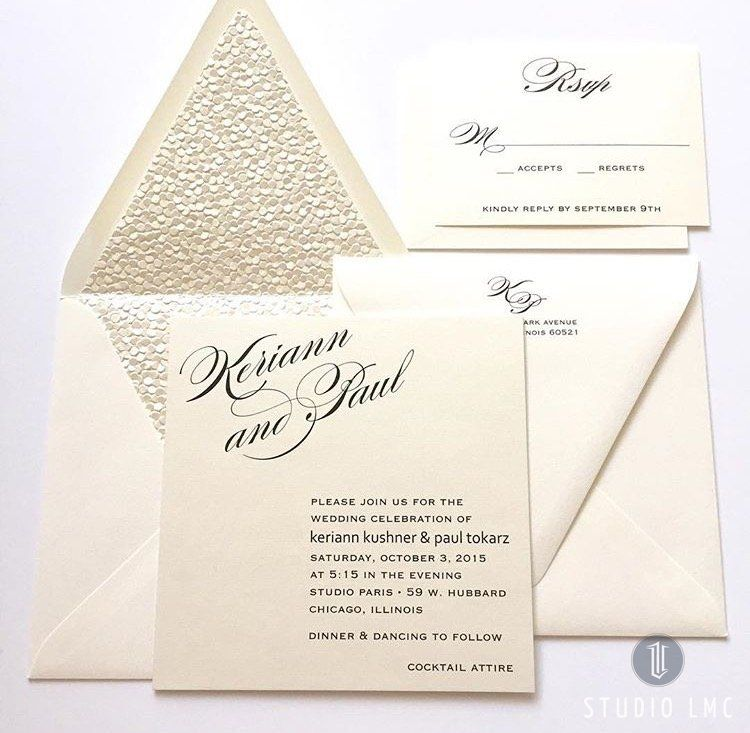 6 Chic Wedding Invitations That Are Perfect for All the Upcoming - fresh formal invitation to judges