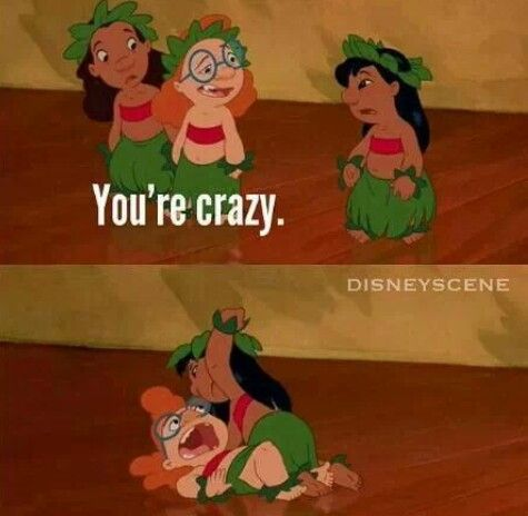 Lilo is my favorite