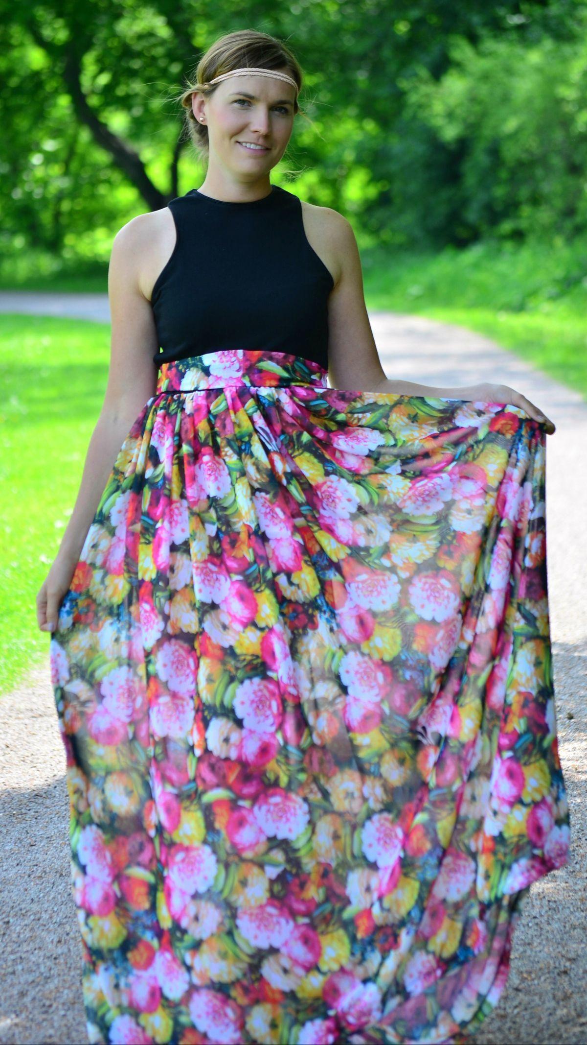 Sommerkleider selber nähen - wir zeigen dir schöne ...