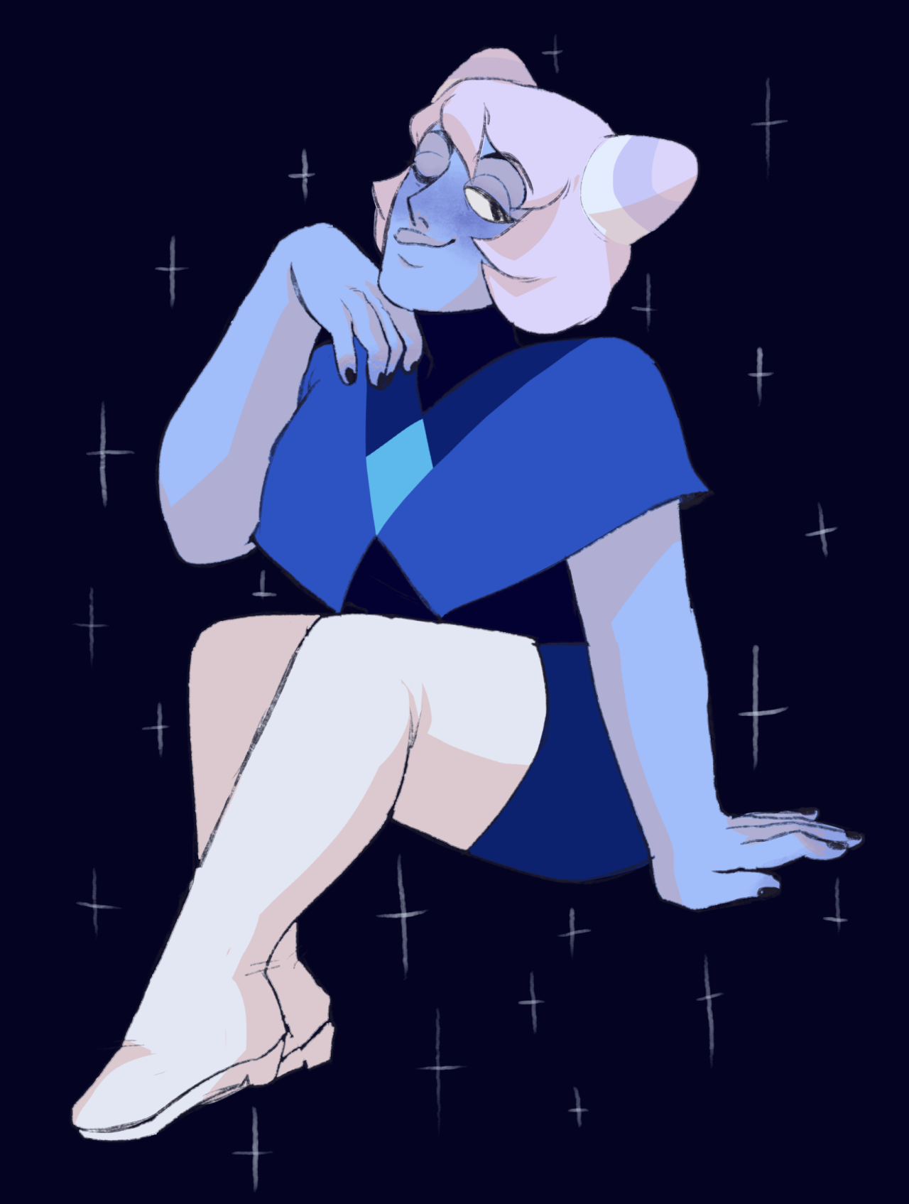 Angel From Holly's World pin on steven universe