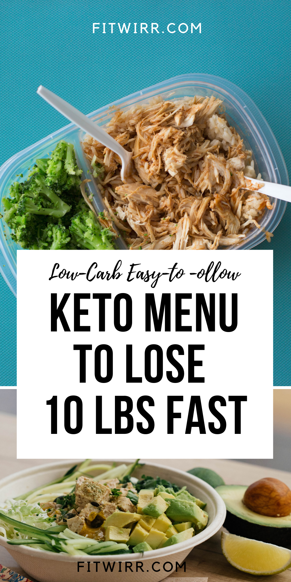 Keto Diet Menu: 7-Day Keto Meal Plan for Beginners images