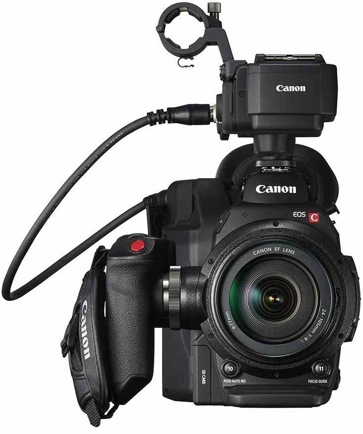Canon C300 Mark II Now Official with Internal 4K & 15 Stops