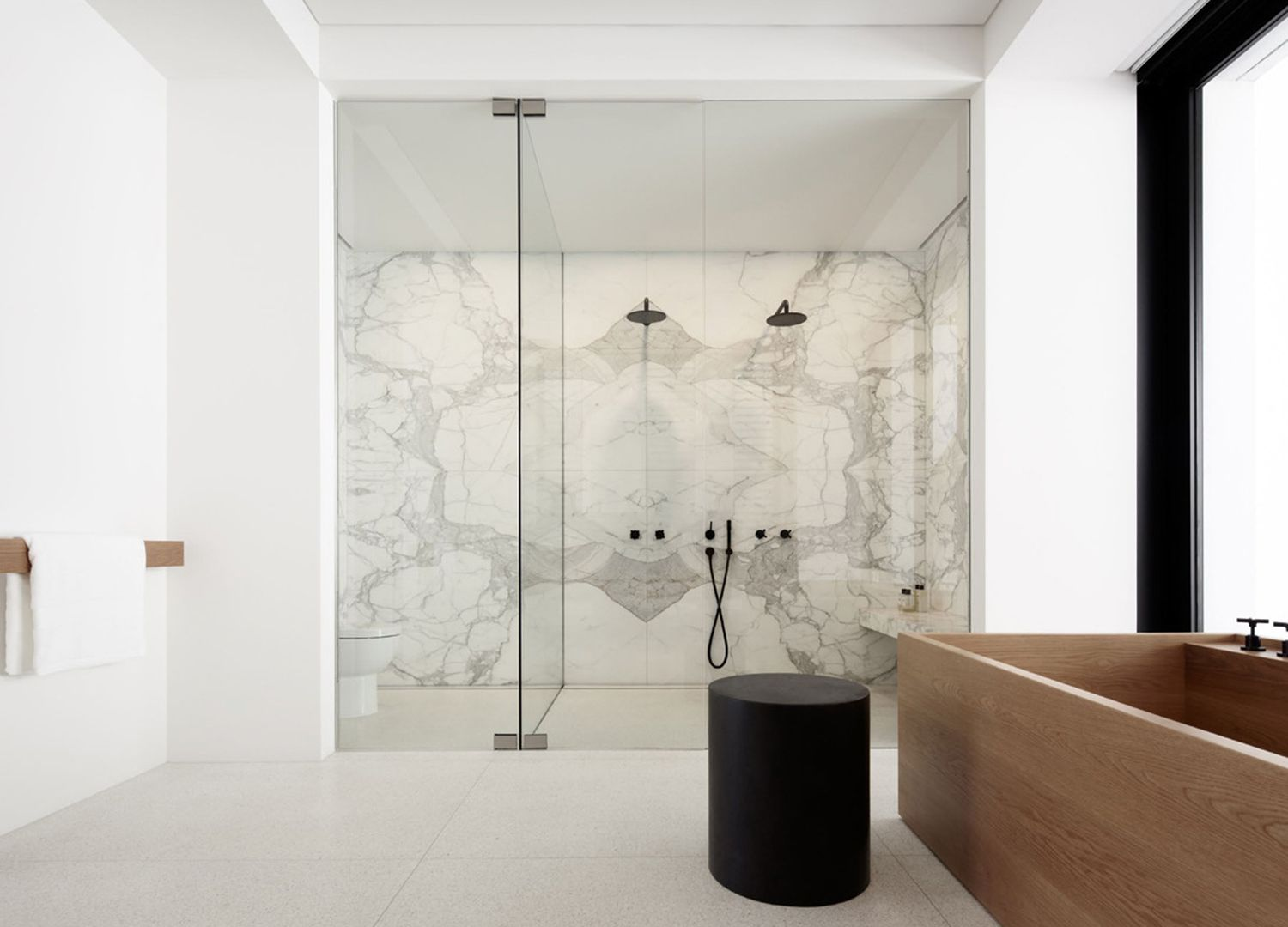Elevated Living In Mosman Interior Bathroom Inspiration Bathroom Interior