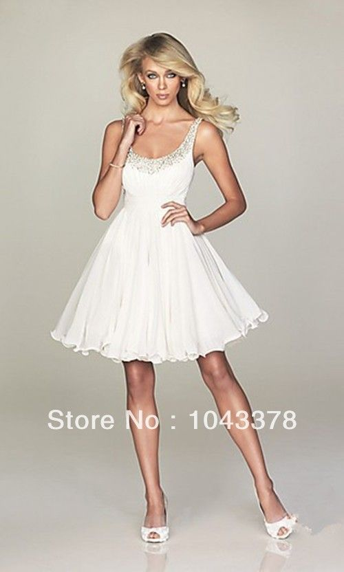 Semi Formal Dresses With Straps