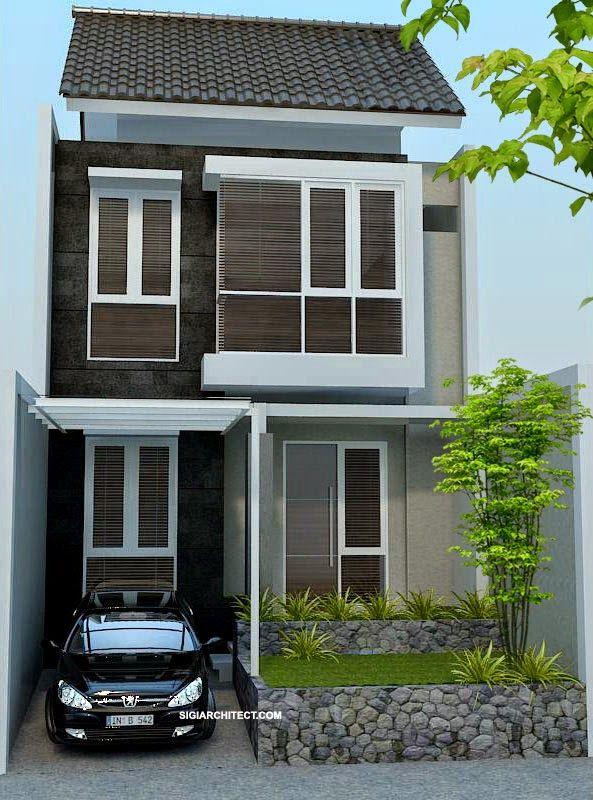Terbaru 23 Rumah Minimalis Sederhana Luas Tanah 72