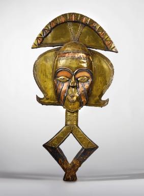 Kota Reliquary Figure, Gabon - Sotheby's