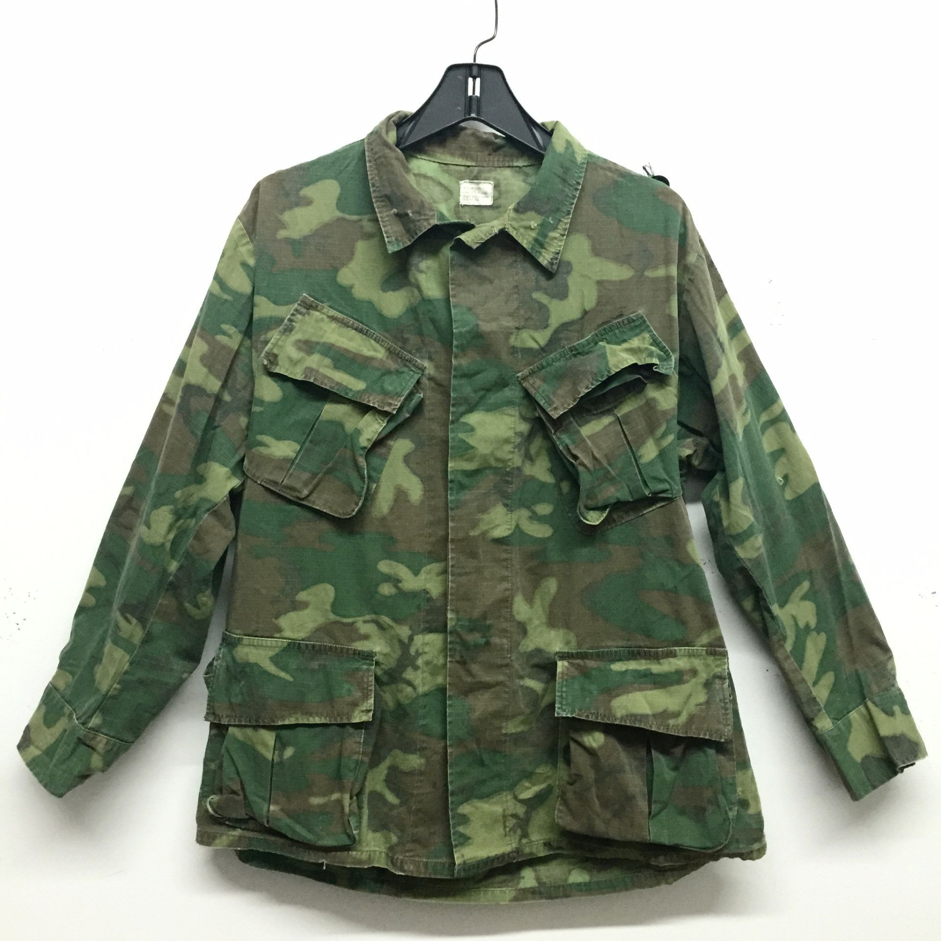 Vietnam War Army Camo Jacket | in.........