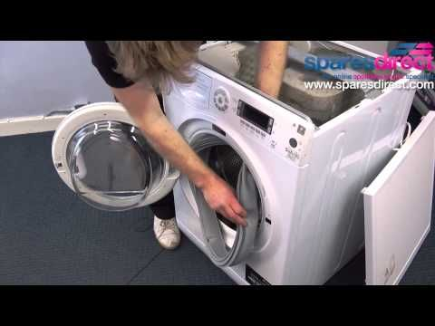 How To Replace A Washing Machine Door Seal Washing Machine Spares Parts 0800 0149 636 Samsung Washing Machine Whirlpool Washing Machine Washing Machine
